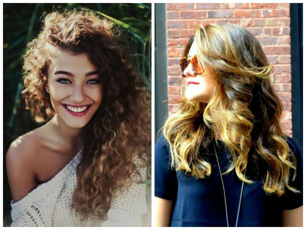 balayage curly hair - Google Search | Hair | Pinterest ...