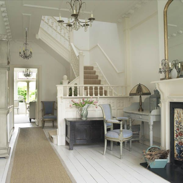 How To Make The Most Of Your Hall - Mad About The House & How To Make The Most Of Your Hall | Hall House and Staircases
