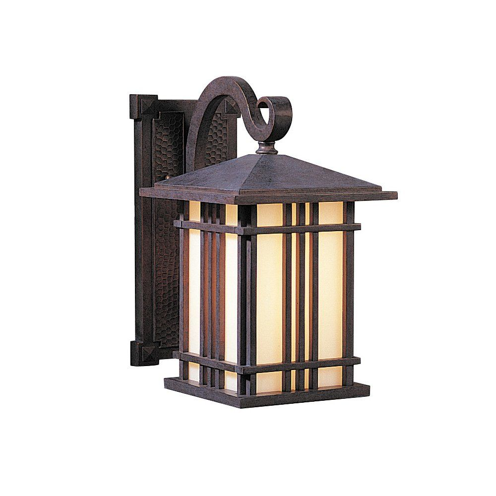 Outdoor Lighting For Beach House: Murray Feiss OL180 Prairie House Outdoor Sconce-Lighting