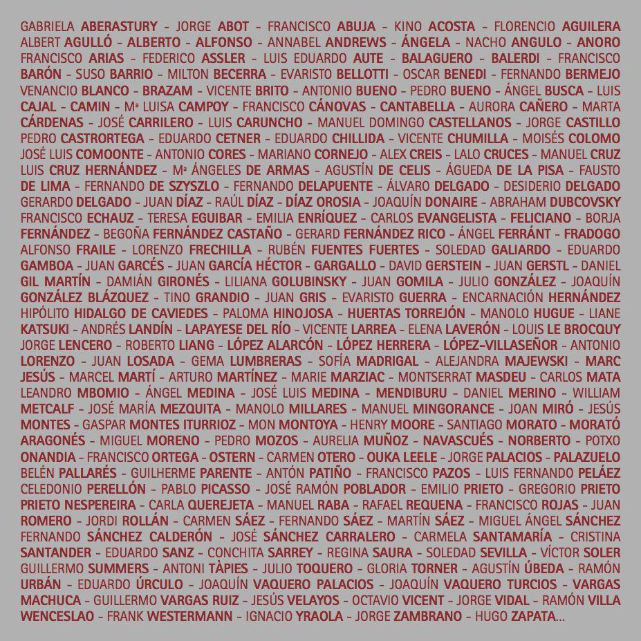 Actual. Exposiciones, eventos, actualidad de la Galería Kreisler, Madrid