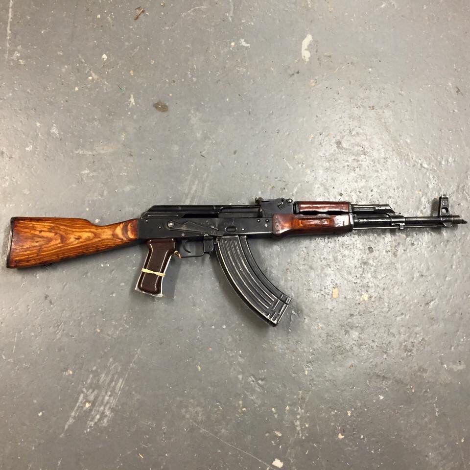 Ak 47 80 receiver - Russian Ak47