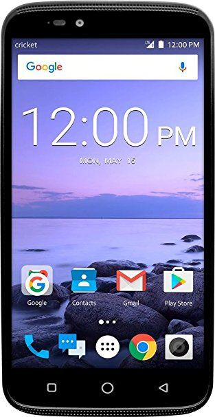 Cricket Wireless Coolpad Canvas 4g Lte With 16gb Memory Cell Phone Black Cricket Wireless Phones For Sale 4g Lte