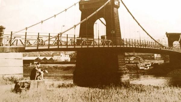 Scotswood Bridge - Gateshead History #pictureplacemeant