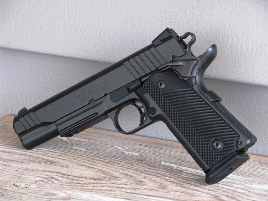 Para Ordinance PARA 1911 Black Ops 14RD VZ Grips | Firearms