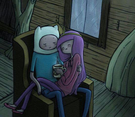 Una historia de amor junto a ti. Finn y La Dulce Princesa