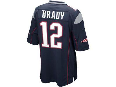 9e33e33d New England Patriots Tom Brady Nike NFL Youth Game Jersey | NFL ...