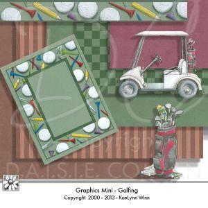 Golf theme digital clip art backgrounds borders and frames for golf theme digital clip art backgrounds borders and frames for do it yourself solutioingenieria Images