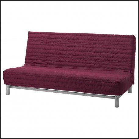 Ikea Purple Sofa
