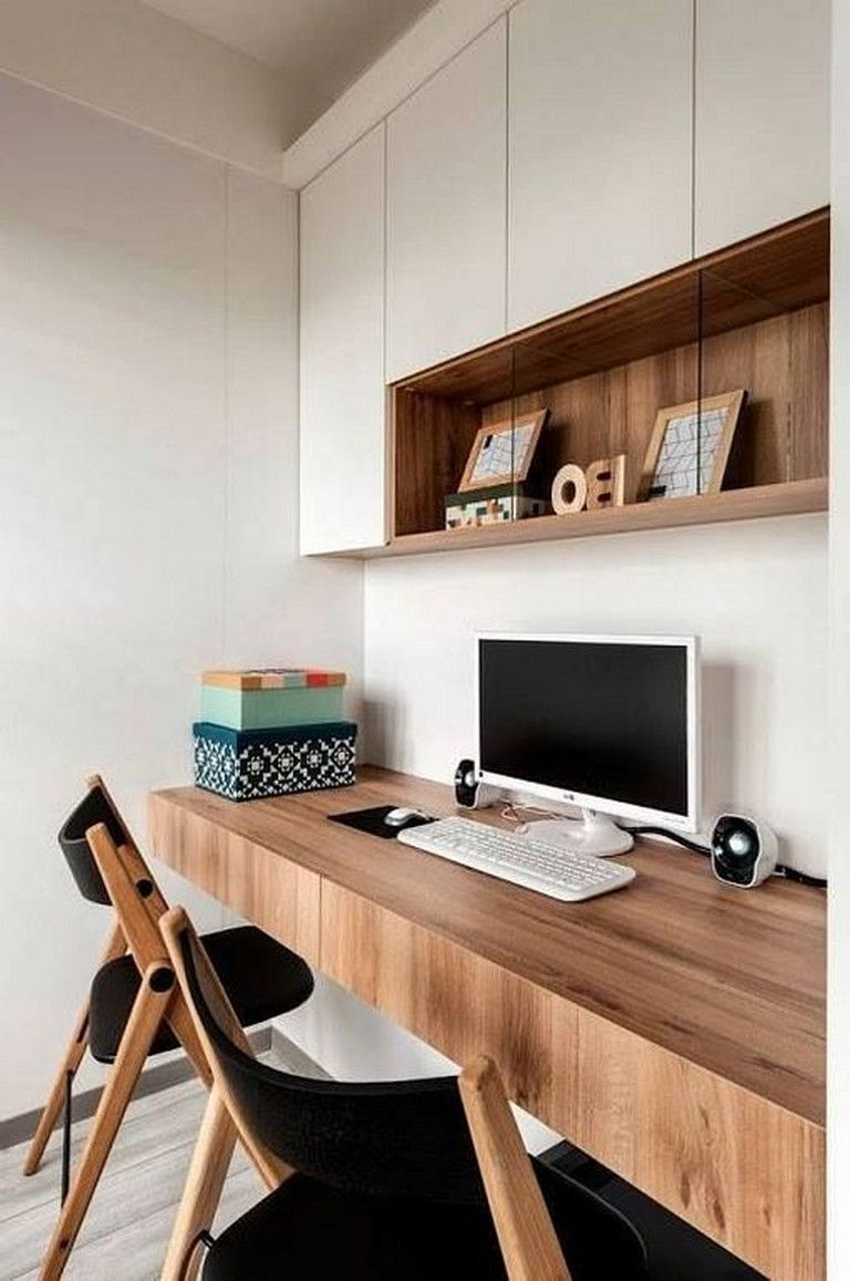 18 Cool Wall Storage Ideas Small Office Cheap Office Furniture Home Office Furniture Office Interior Design