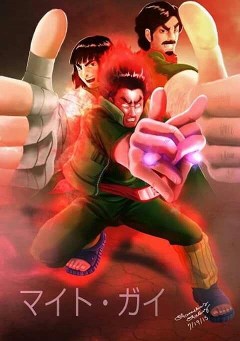 Master of Taijutsu | ⇨NARUTO ⇦ | Naruto uzumaki, Naruto, Guys