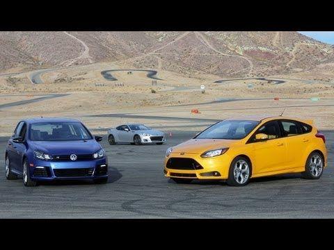 Ford Focus St Vs Volkswagen Golf R Or Subaru Brz Head 2 Head