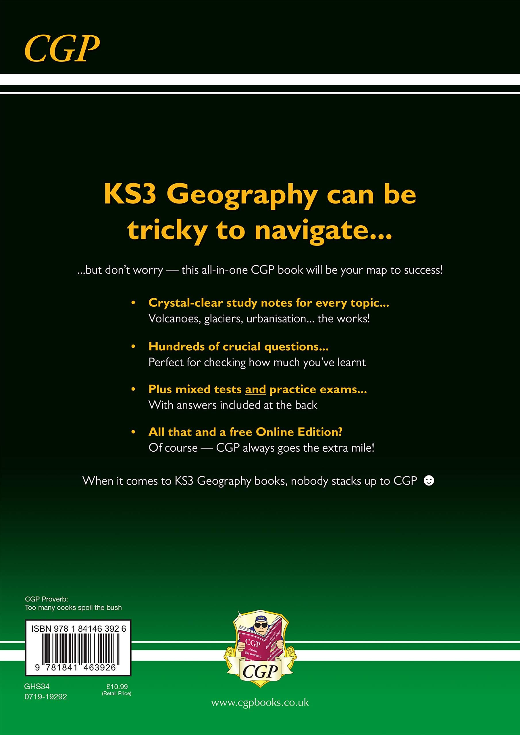 Ks3 Geography Complete Revision