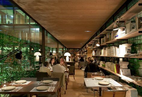 Bosco De Lobos Madrid 2014 Tarruella Trenchs Studio Centro De Madrid Arquitectos Restaurantes