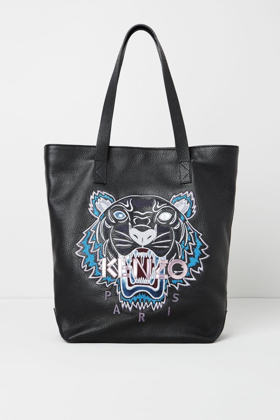 Kenzo Tiger Tote Bag - Kenzo Icons Women - Kenzo E-shop  a62d18b3a7