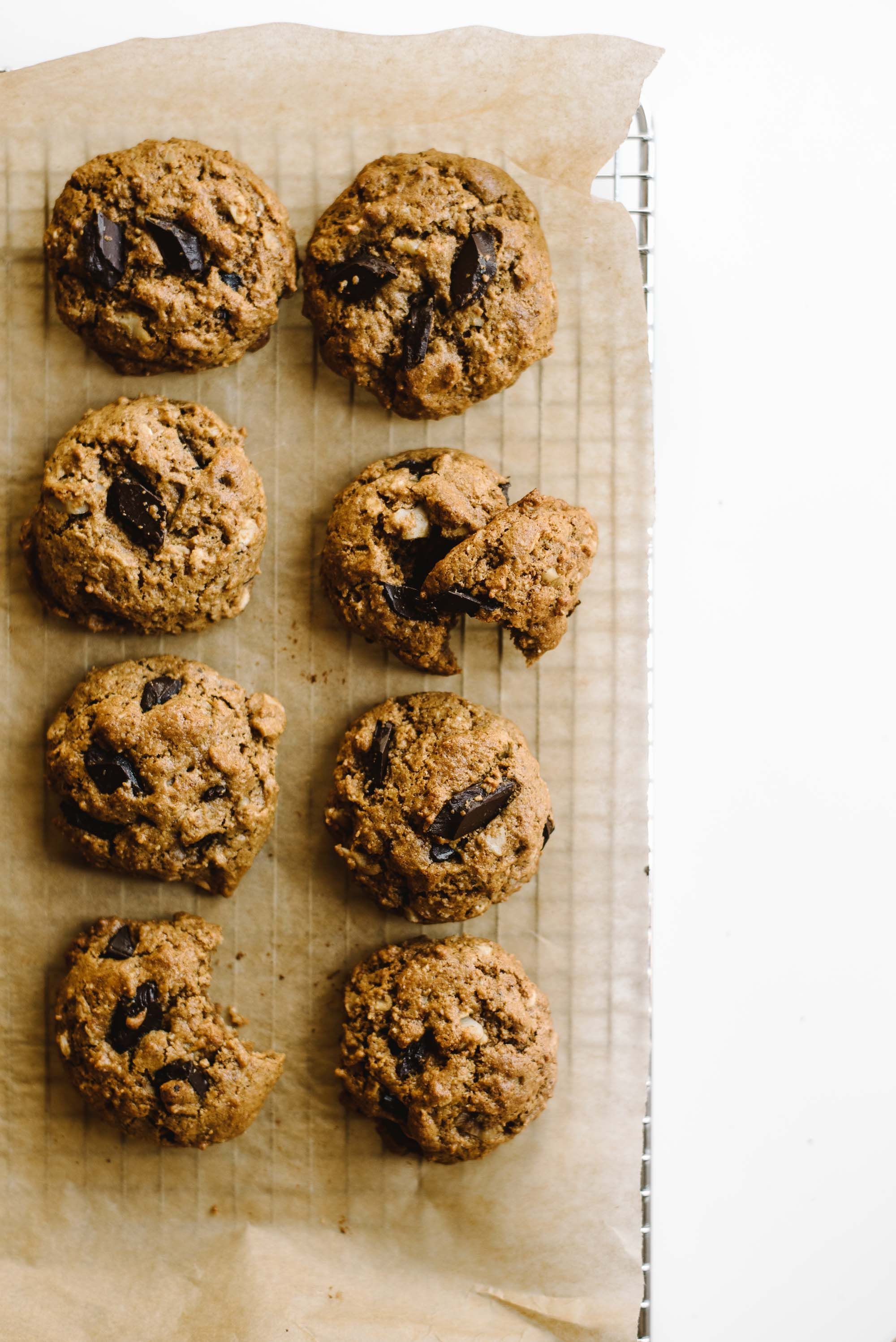 Best healthy chocolate chip cookies from healthier