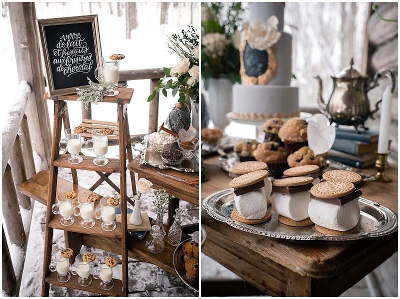 Winter Wedding Inspiration By Lovely Peonies