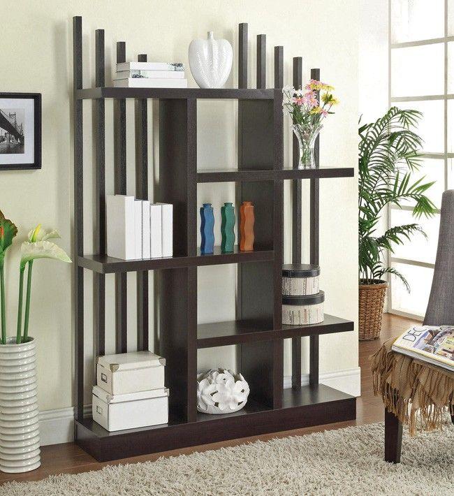 Miranda Contemporary Bookcase Coaster Furniture Contemporary