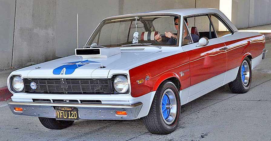 Rare Muscle 1969 Amc Hurst Sc Rambler Muscle Cars Classic