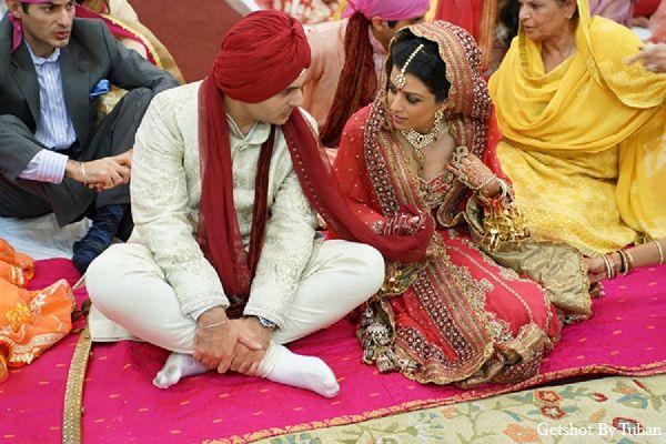 Indian Wedding Sikh Bride Groom Ceremony In Newport Beach CA By Getshot Tuhan