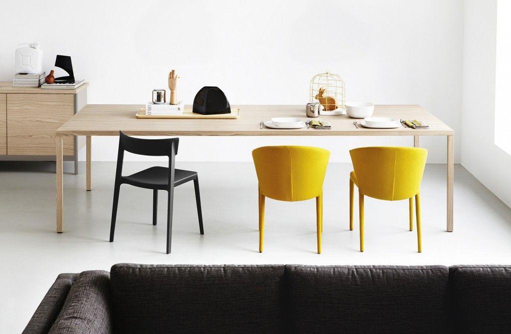 Mdf Sedie ~ Tavoli e sedie per cucina o soggiorno studio