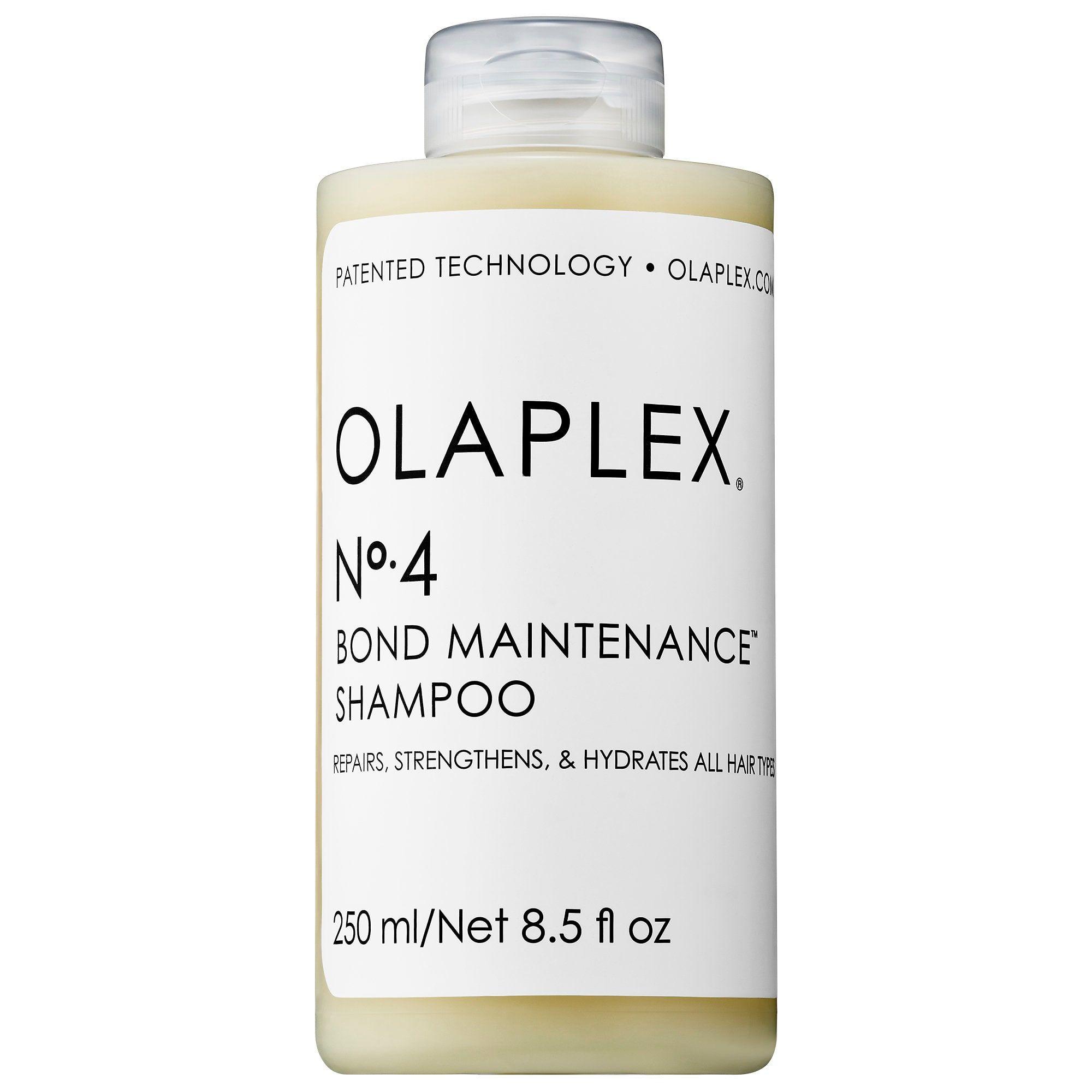 Olaplex No. 4 Bond Maintenance Shampoo Good shampoo