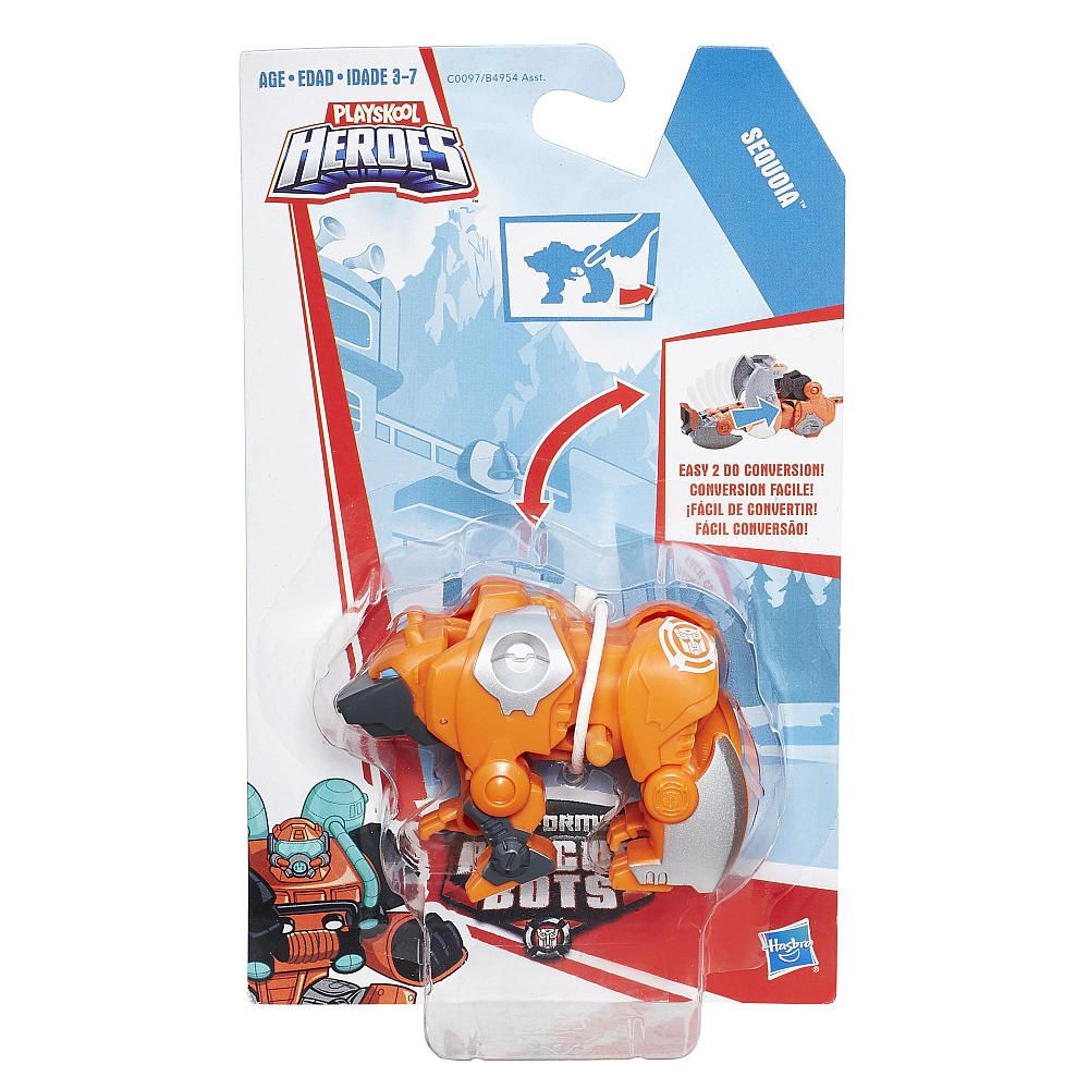 Playskool Heroes Transformers Rescue Bots Sequoia | Other, The fun ...