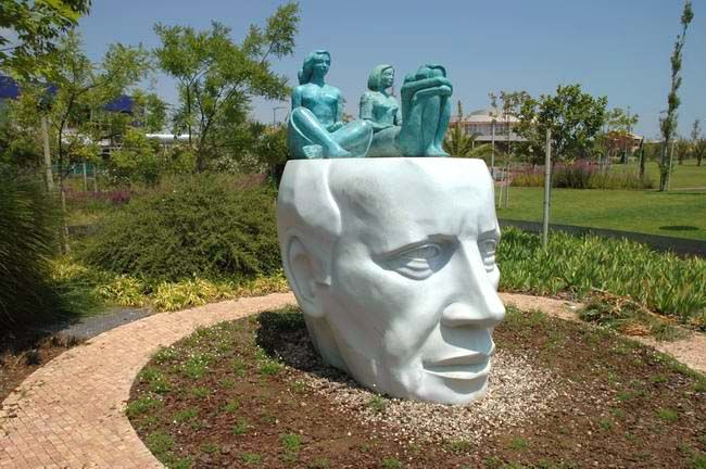 Parque dos Poetas, Oeiras.