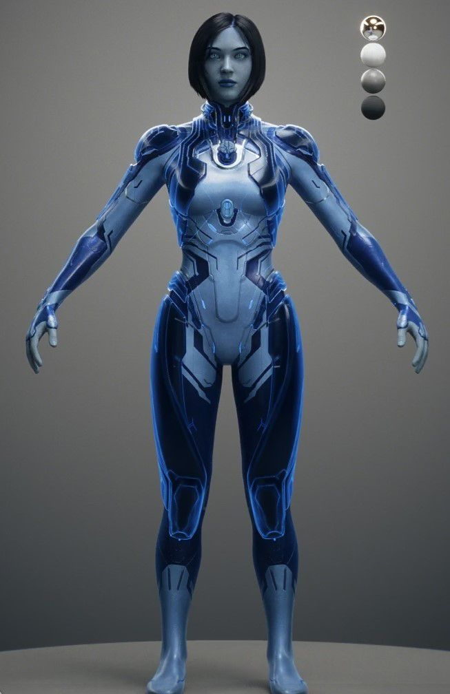 Images About Halo Cortana On Pinterest Cortana