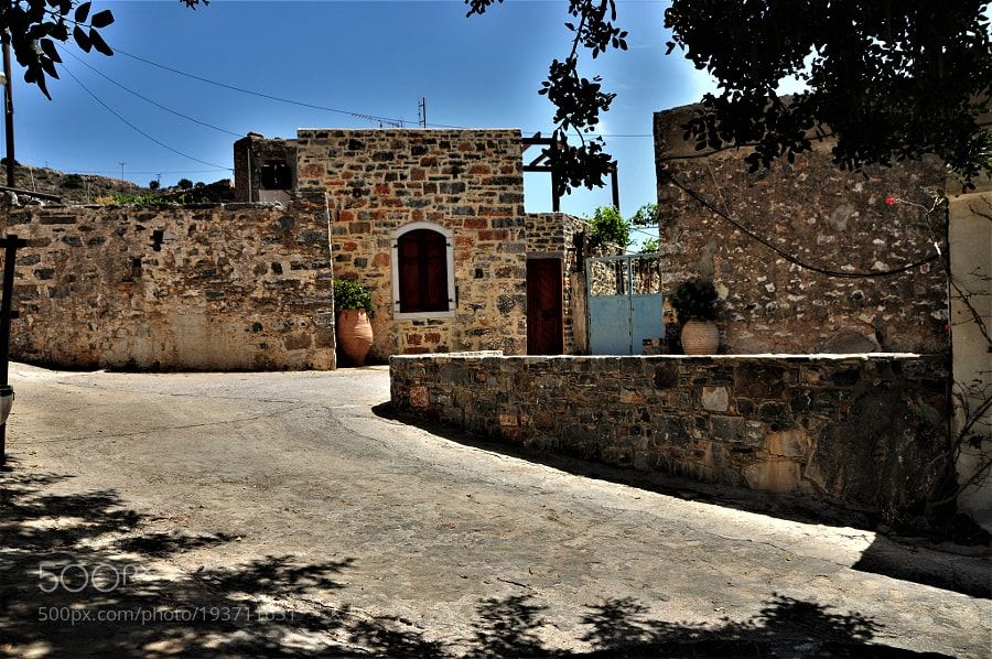 Images from the inland of Lassithi-Crete by vasanaf300