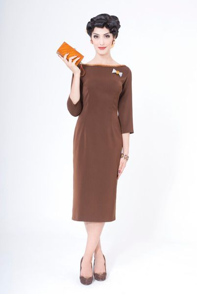 "dress ""Claire"" size S from Frozen Hibiscus by DaWanda.com"