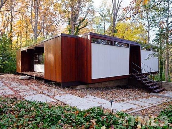 1950s George Matsumoto Midcentury Property In Chapel Hill North