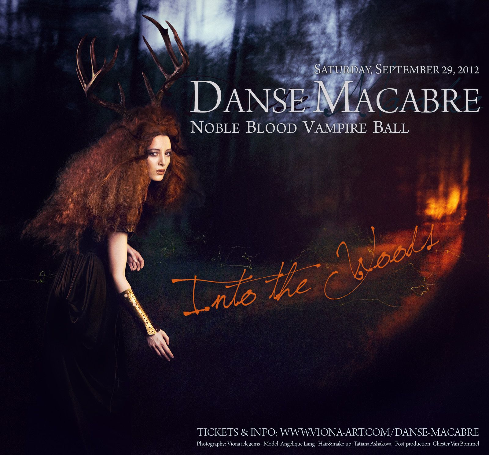Danse Macabre - Into the Woods