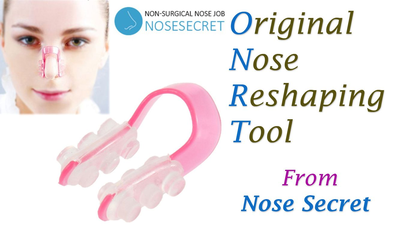 Original Nose Reshaping Tool Are you still worried