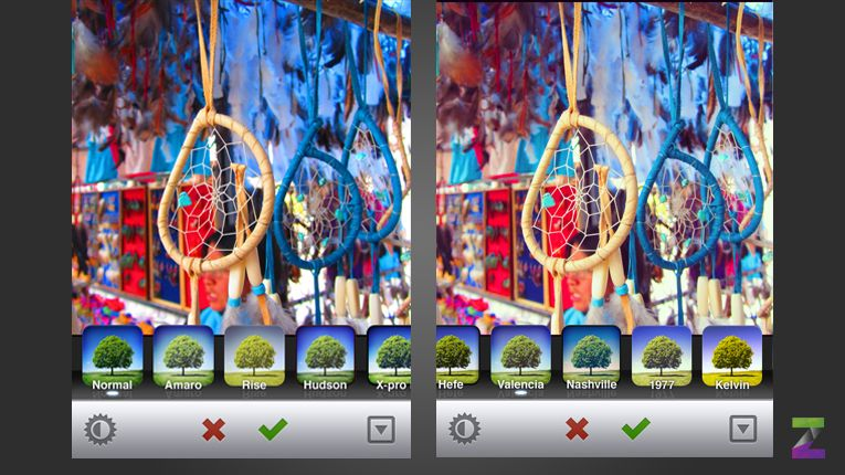 Image result for valencia filter before after, Instagram face filters