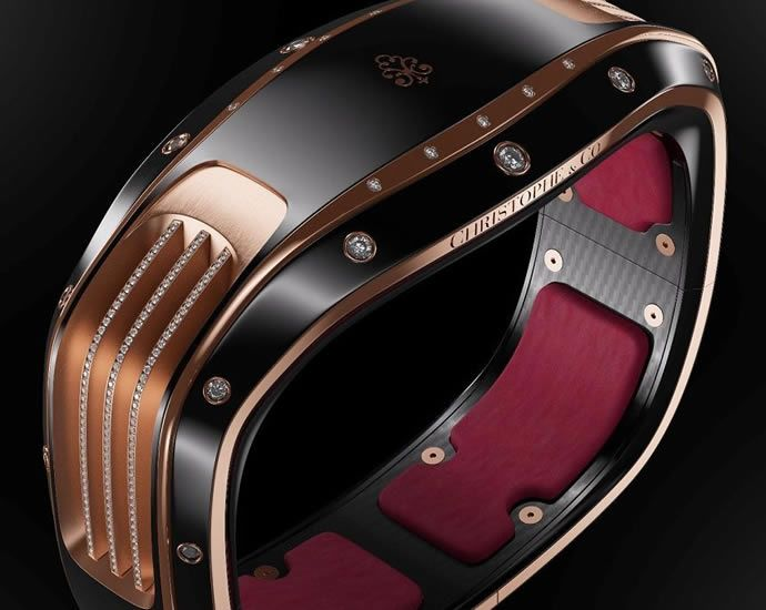 Starting at $75,000, Armill Bracelets, Designed by Pininfarina, Set the Bar High for Exclusivity in Wearable Technology