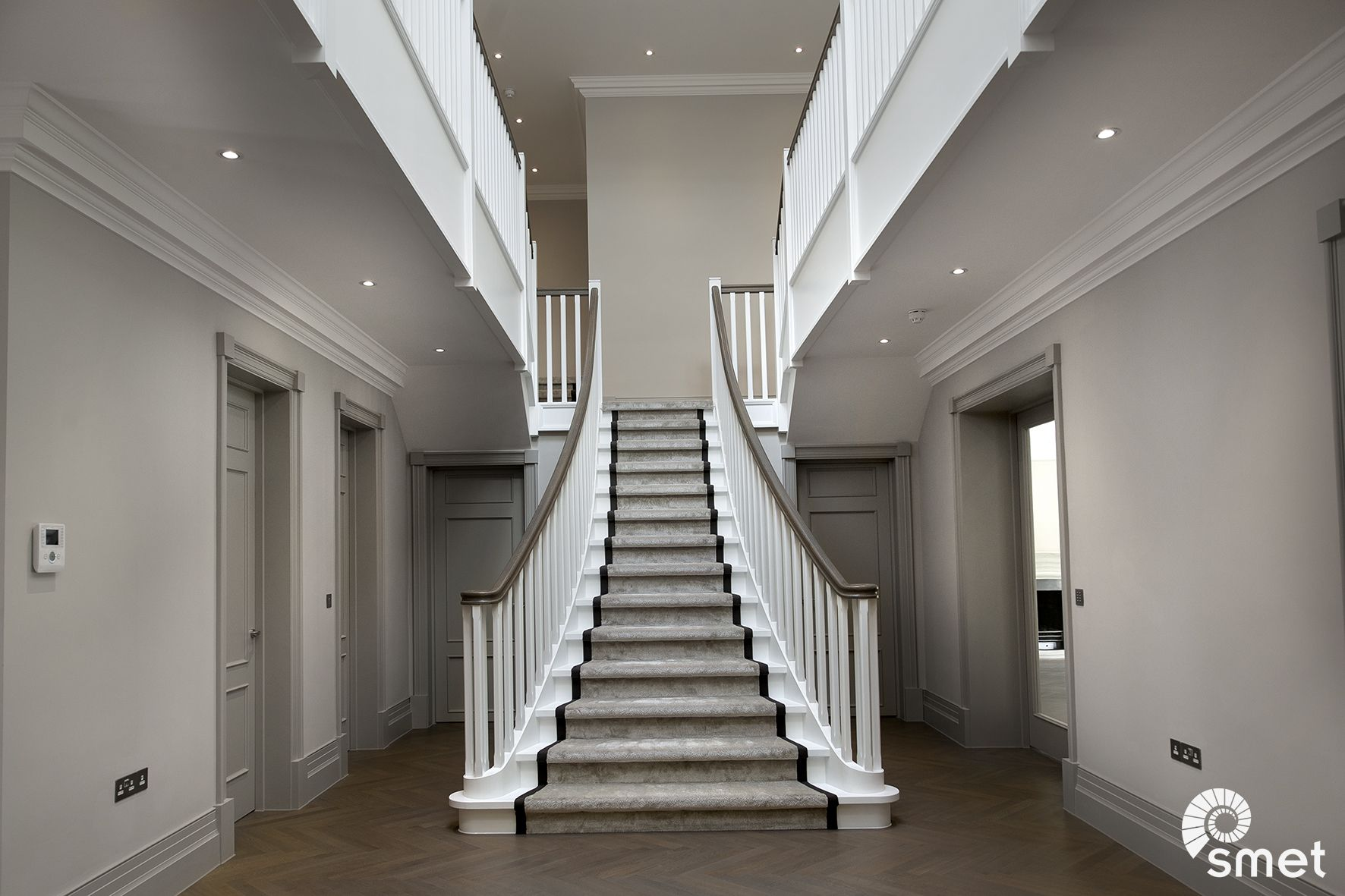 Best Pin By Alexis On Home Ideas Bespoke Staircases 400 x 300