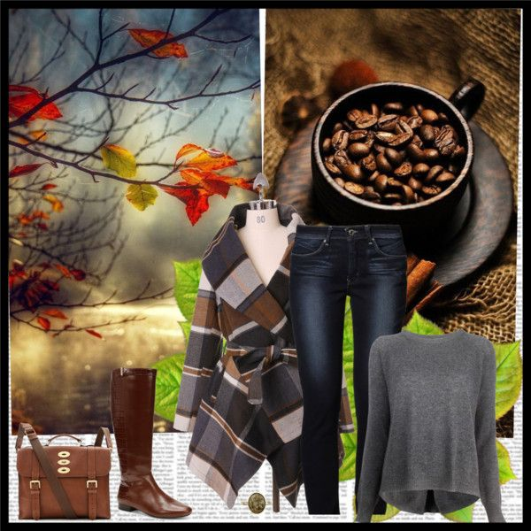A fashion look from October 2014 featuring 360 Sweater sweaters, Chicwish coats and Levi's jeans. Browse and shop related looks.