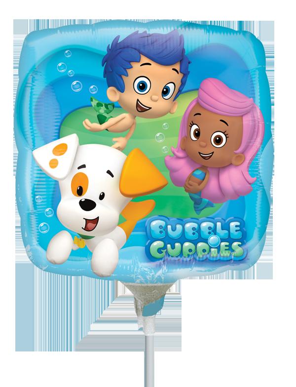 Globo Bubble Guppies