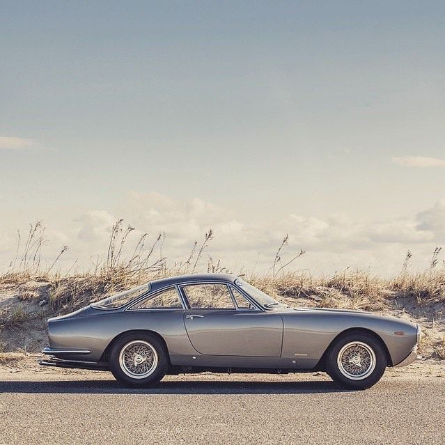 "Car&Vintage on Instagram: ""• Thoughts? Ferrari 250 GT/L ""Lusso"" • www.carandvintage.com By @erikfullerphoto #CarVintage  #grey #250gtl #lusso #icon #ferrari #classic…"""