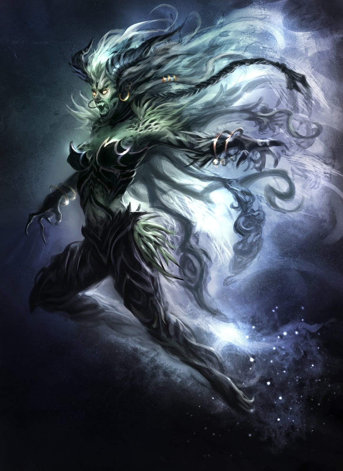 Banshee Mythology Creatures