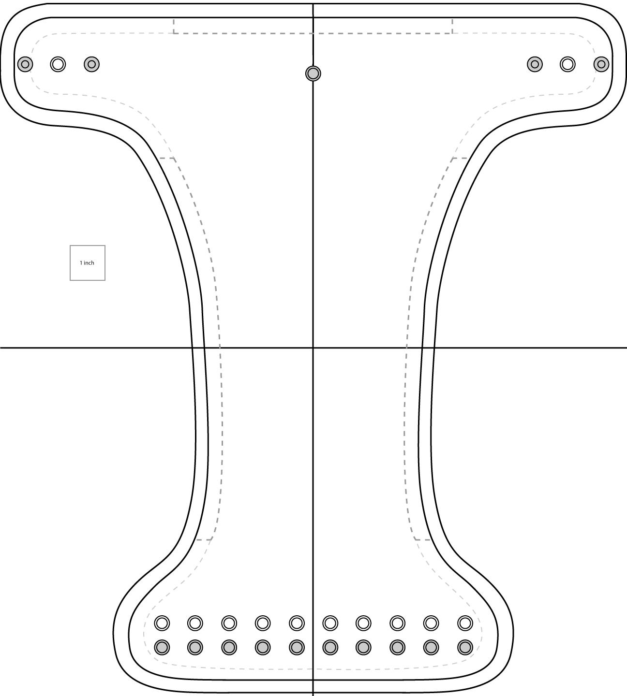 Simples Tutoriales pañal-costura: Plantillas de patrones de pañales ...