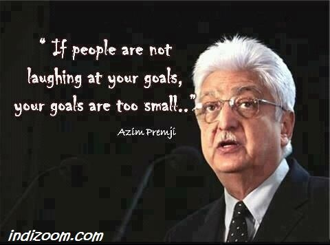 Quotes Of Azim Premji Wipro Chairman