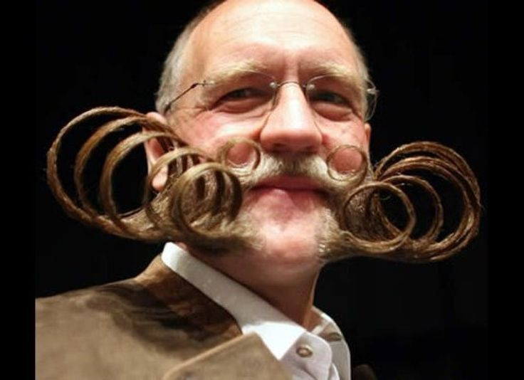 Awesome Facial Hair Google Search Unique Hairstyles - Mr incredibeard really coolest beard ever seen