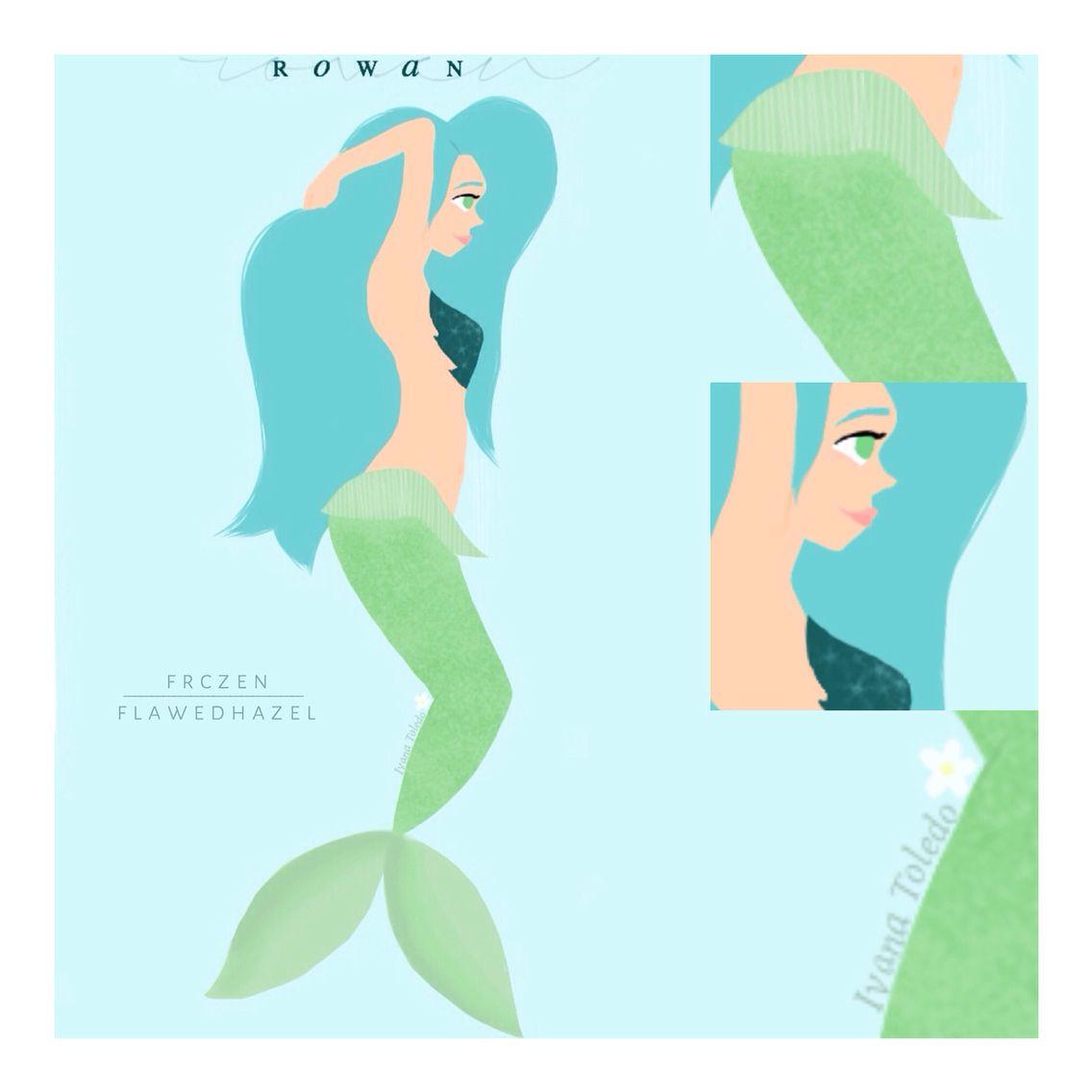 ❤️ #mermaid