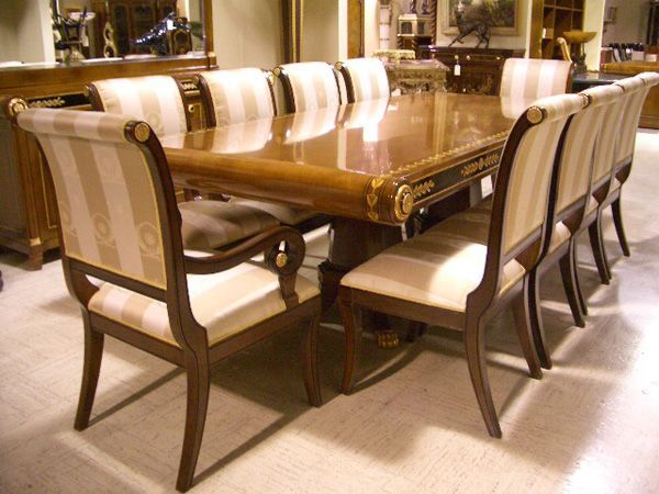 New Empire Dining Room Series Furniture