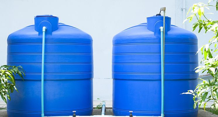 Diy Water Tank Cleaning Water Storage Water Storage Tanks Water Collection System