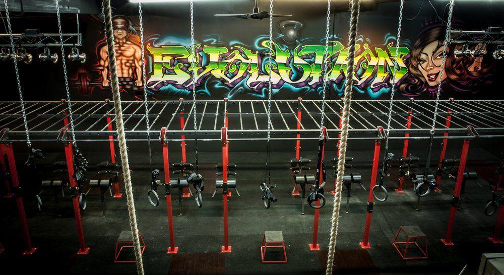 56 foot custom rack