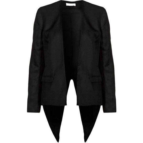 Sass & Bide THE BRIGHT REVOLUTION Blazer ($350) ❤ liked on Polyvore