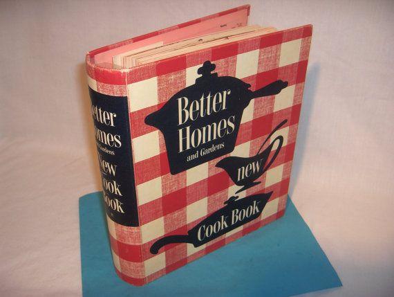 e1842b8c1f56d62cfbd3b03b5c22ac4a - Better Homes And Gardens Cookbook 1953