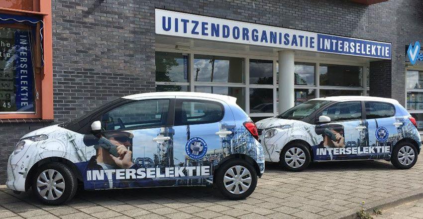 Heb jij onze nieuwe auto's al zien rijden? Gaaf zijn ze he?!